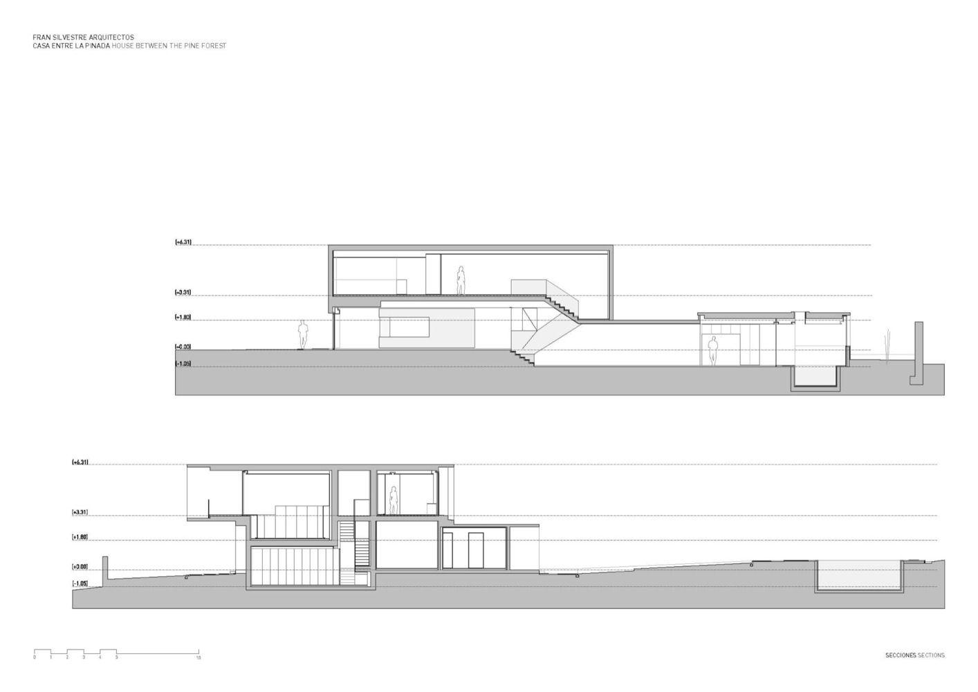 Galería de Casa Entre La Pinada / Fran Silvestre Arquitectos - 53