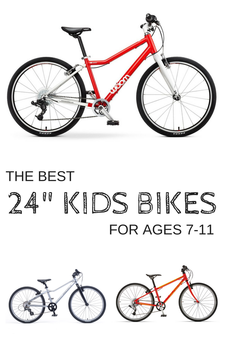 5 Best 24 Bikes For Your 7 To 11 Year Old 2020 Kids Bike 24