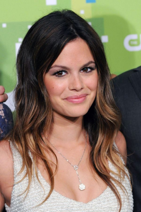 How To Go Back From Ombr Hair Rachel Bilson Hair Coloring And