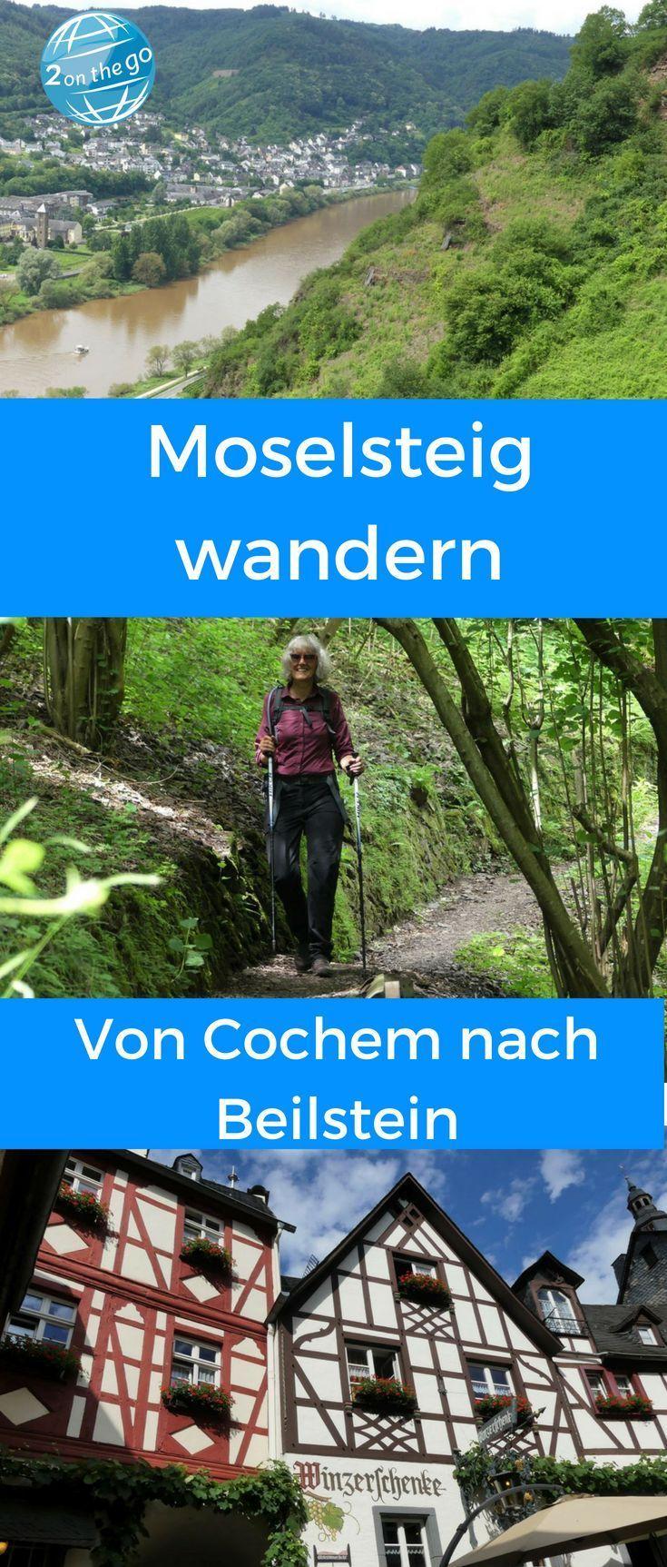 Photo of Moselsteig-Etappe: Von Cochem nach Beilstein durch steile Weinberge