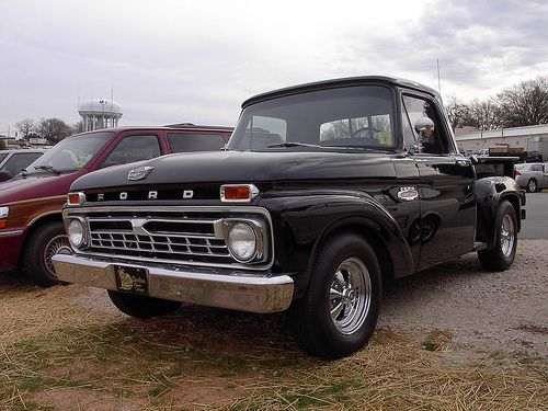1966 Ford Pickup Ford Pickup