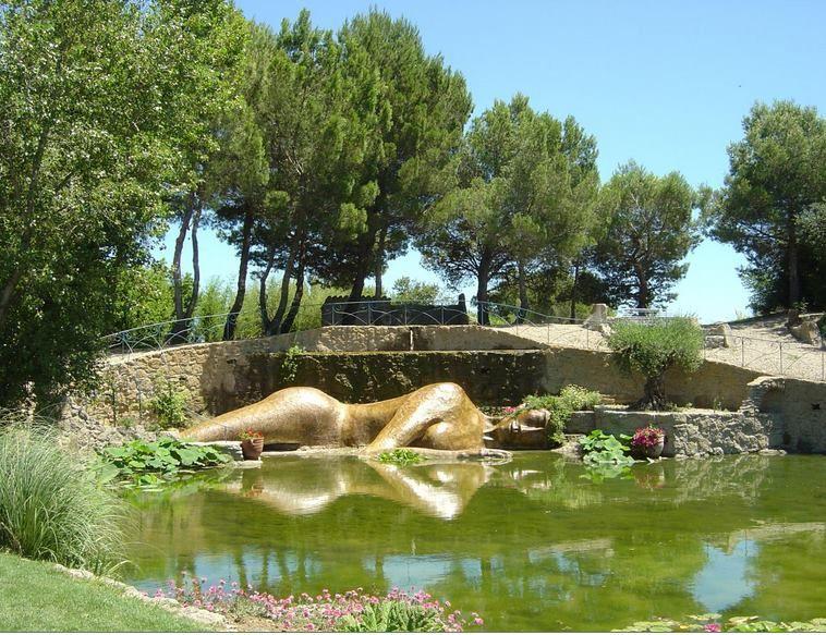 Jardin saint adrien servian hérault