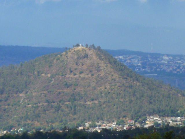 Cerro de las Flores: Xochitepec.