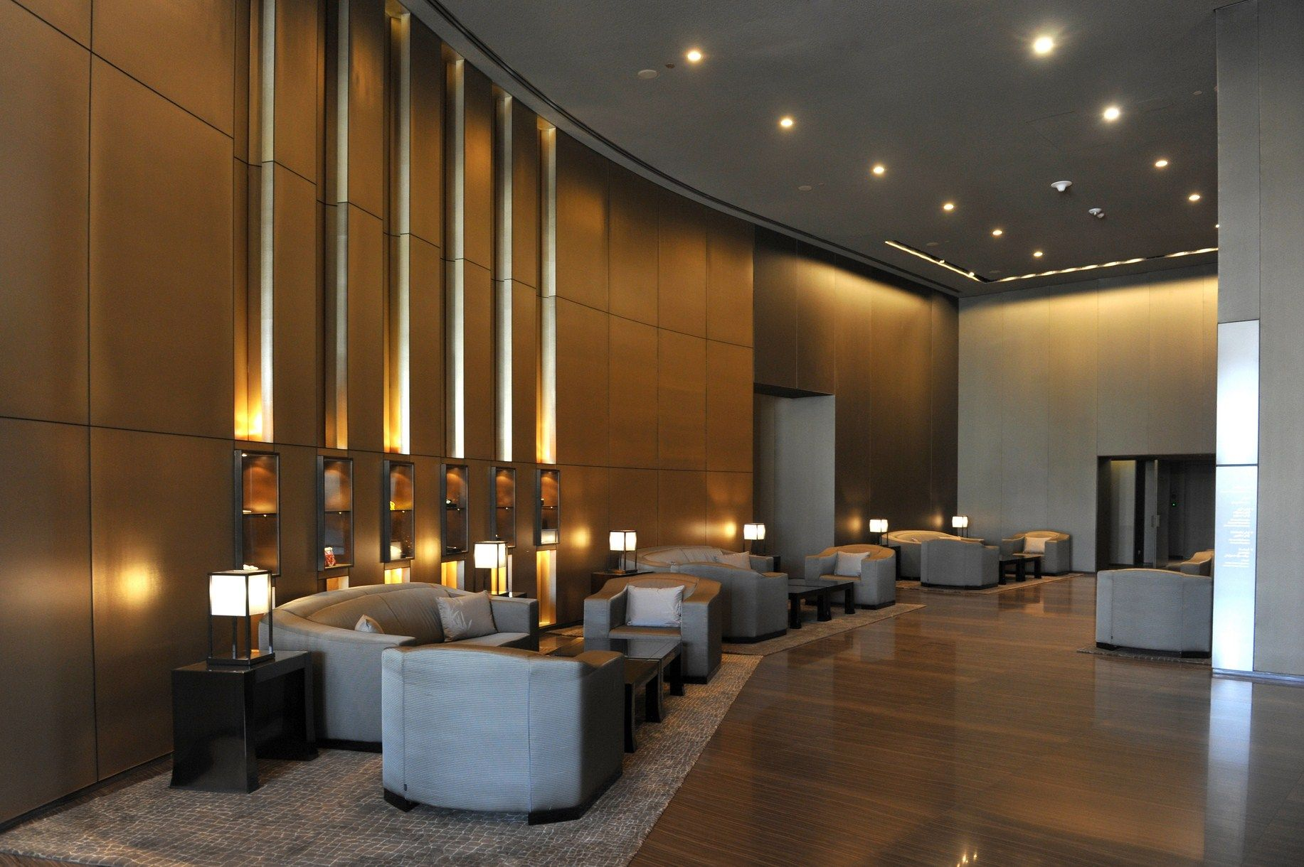 Armani Hotel Dubai Lobby
