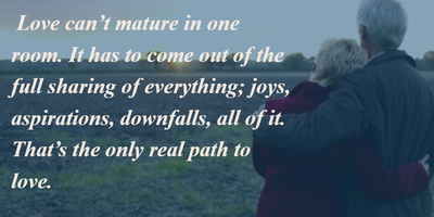 25 Heart Touching Growing Old Together Quotes Enkiquotes Growing Old Together Quotes Together Quotes Growing Old Together