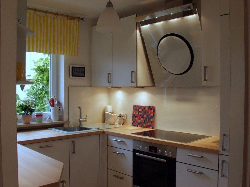 cuisine Interior u205e Kitchen Pinterest Interiors and Kitchens - einbauküchen für kleine küchen