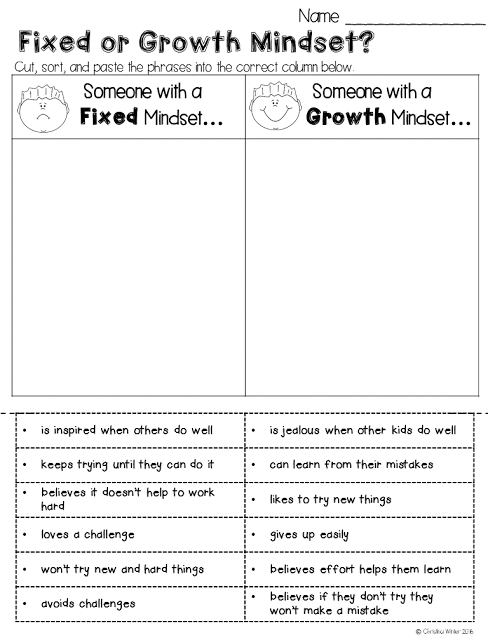 Growth Mindset Ideas Freebies Mindset In The Classroom Growth