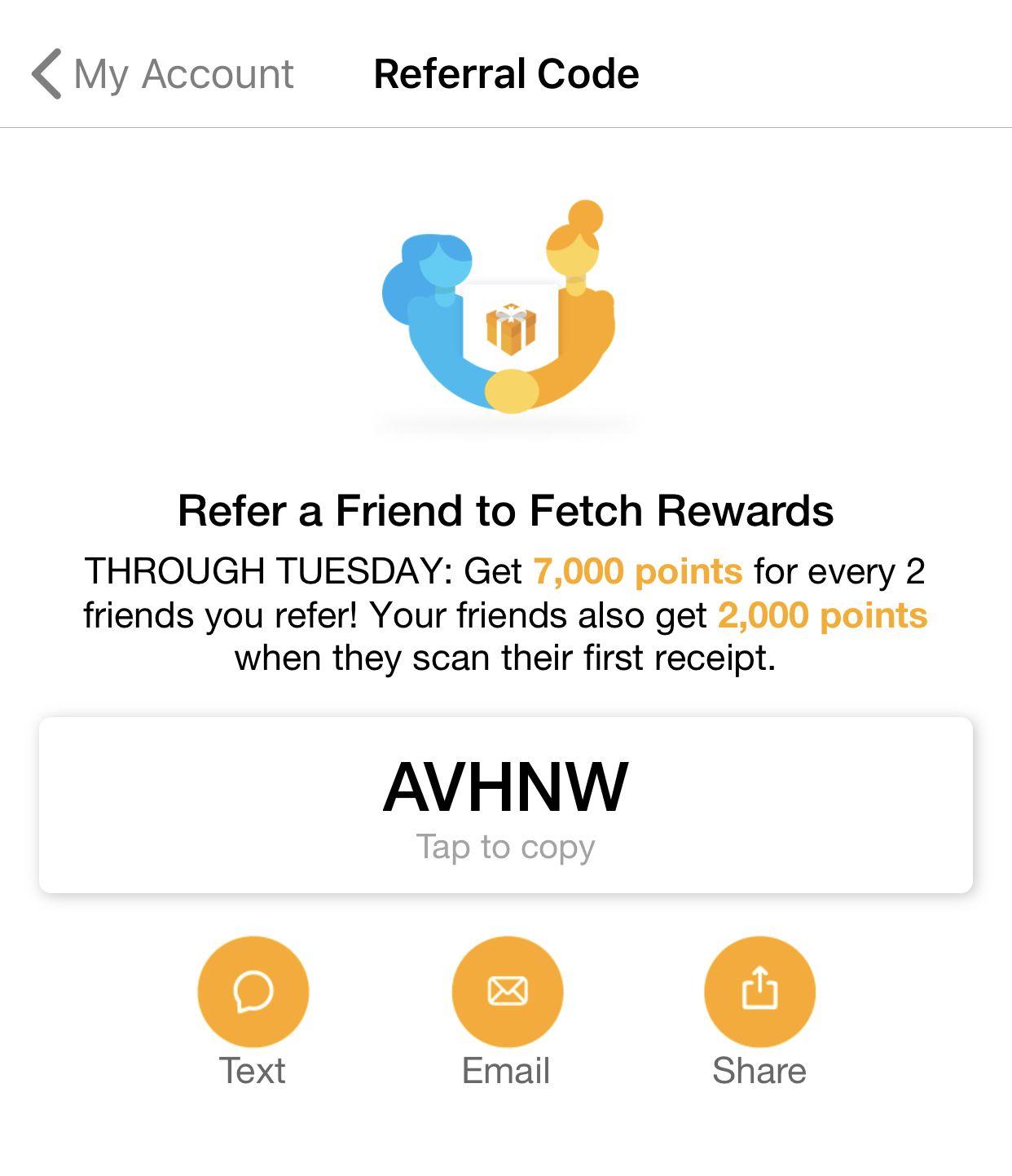 Fetch rewards money making hacks free gift cards fun facts