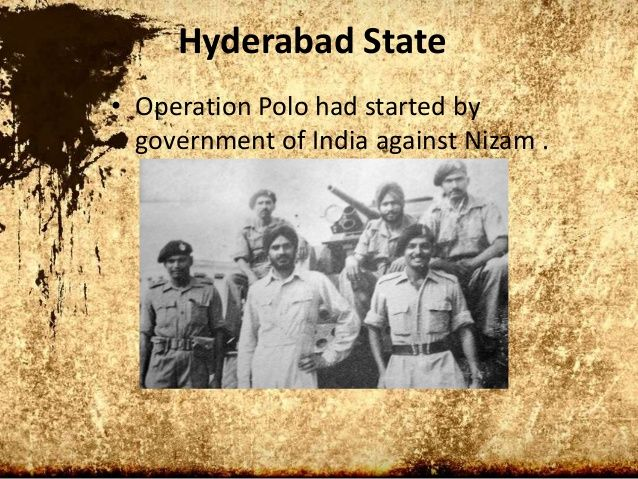 Hyderabad's Invasion, 1948's Police Action ::::  In 1948, Hyderabad State faced a full-fledged army invasion disguised as 'Police Action.' Thousands of Muslims were mercilessly killed, women were raped and houses were looted and destroyed during this holocaust which remains unknown and unrecognised till this day. One of the sufferers of this holocaust has now come forward to place on record