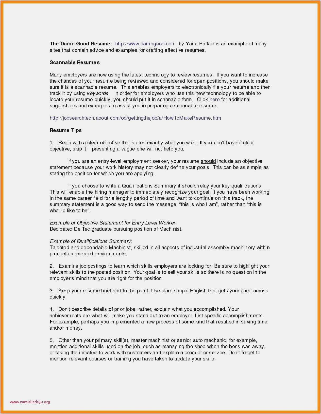 Bullet Points On Resume Beautiful Download Executive Resume