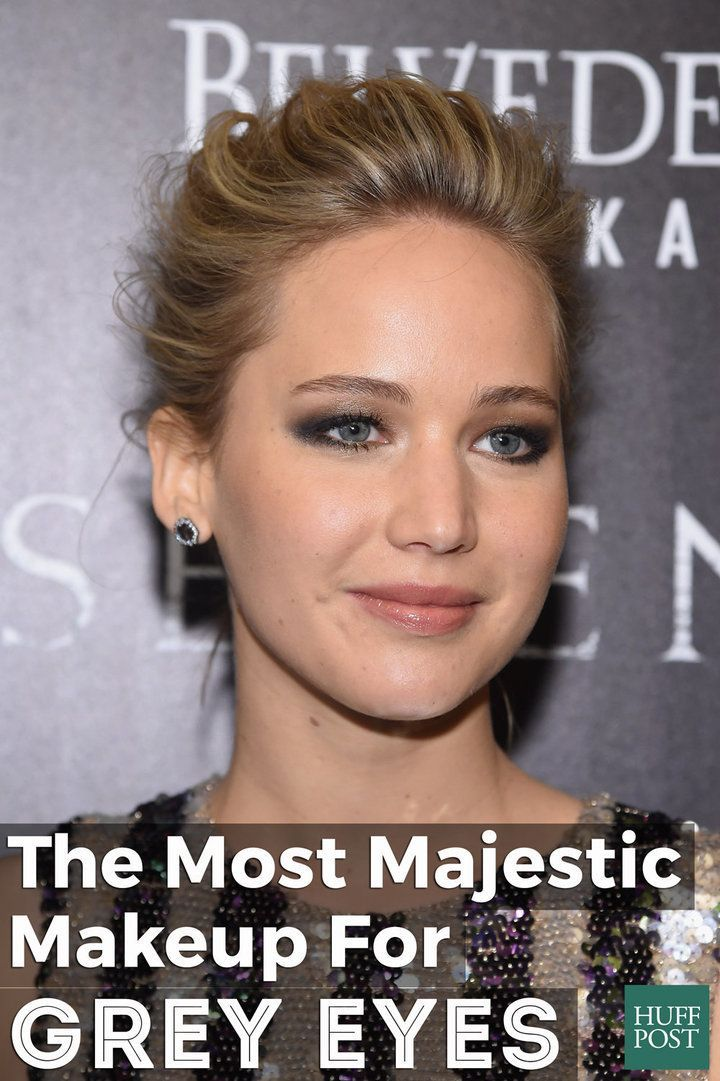 Makeup For Grey Eyes When Determining The Best Shades To Enhance