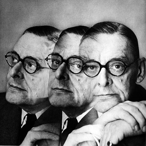 """T. S. Eliot"""" by Cecil Beaton 