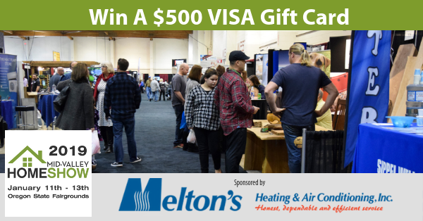 Enter To Win A 500 Visa Gift Card Sponsored By Our Friends At