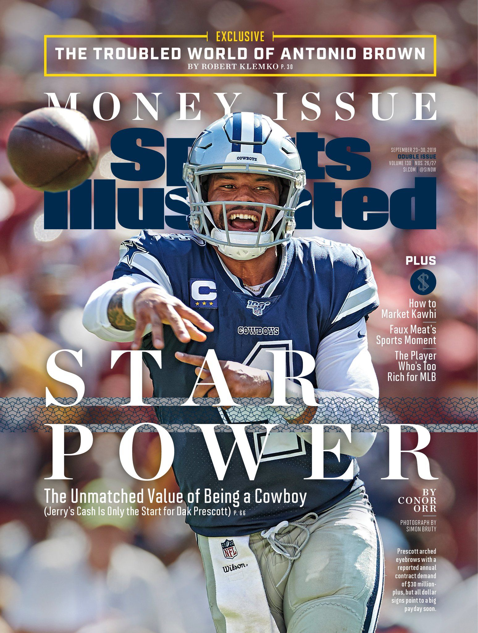 Dallas Cowboys Bleacher Report Latest News Scores Is The Perfect High Quality Nfl Superbowl Wallpap Dallas Cowboys Sports Illustrated Sports Illustrated Covers