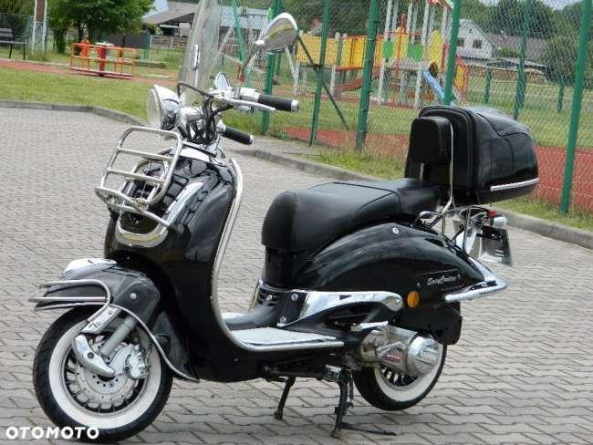 Vespa W Motocykle I Quady Motoryzacja Allegro Pl Moped Vehicles Motorcycle