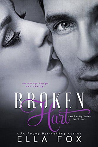 Broken Hart (The Hart Family Book 1) - Kindle edition by Ella Fox. Literature & Fiction Kindle eBooks @ Amazon.com.