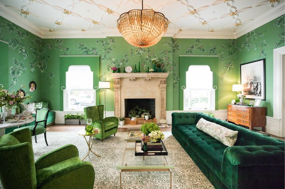 timeless and elegant yet modern and fresh  living room