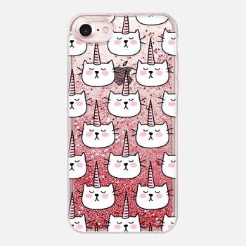 Unicorn Pattern Phone Case iphone 7