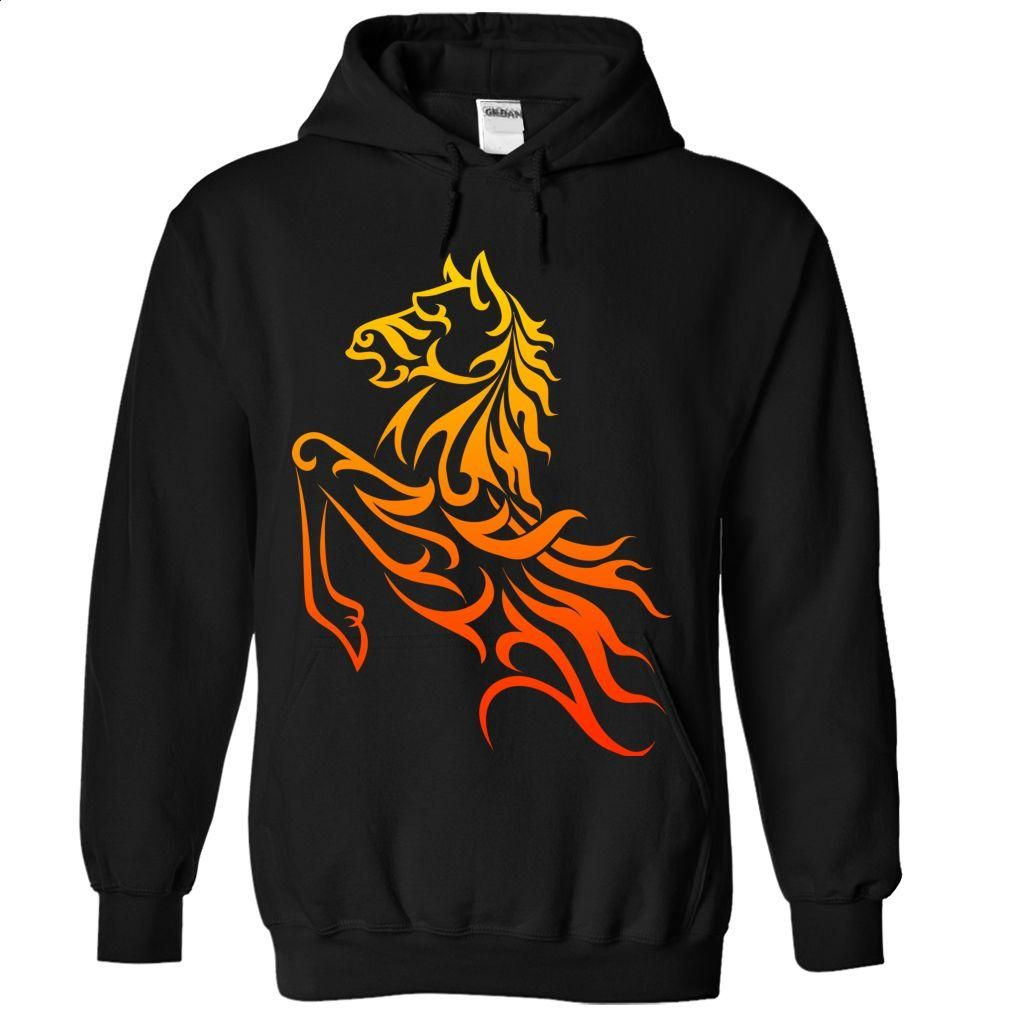 Fire Horse Ornament T-shirt T Shirt, Hoodie, Sweatshirts - hoodie for teens #fashion #style