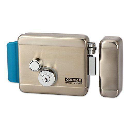 Yuhan Electric Electronic Door Lock Dc 12v For Doorbell I Https Www Amazon Com Dp B00x1wtor4 Ref Cm Sw R Doorbell Intercom Electronic Door Locks Doorbell