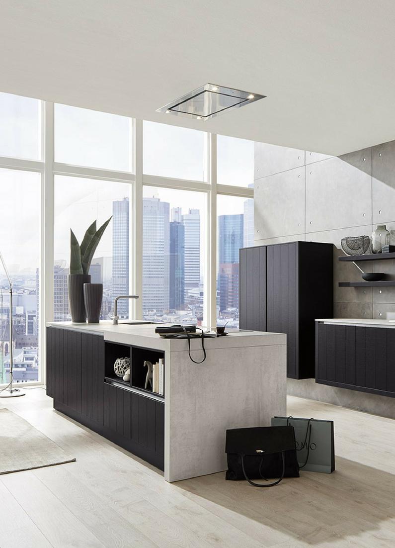 arbeitsplatte aus beton in der k che vorteile und nachteile im berblick pinterest k che. Black Bedroom Furniture Sets. Home Design Ideas