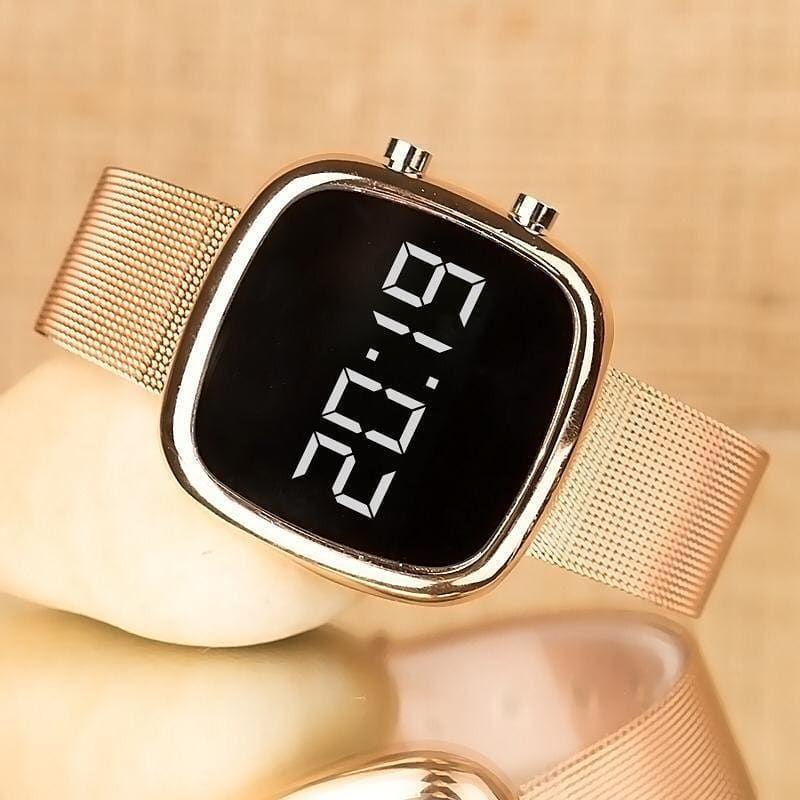 Ricardo Hasir Kordon Beyaz Led Ekran Yeni Moda Bayan Kol Saati 85 Tl Ucretsiz Kargo Siparis Bilgi Dm Orjinal 2 Yil Garantil Wearable Swatch Instagram Posts