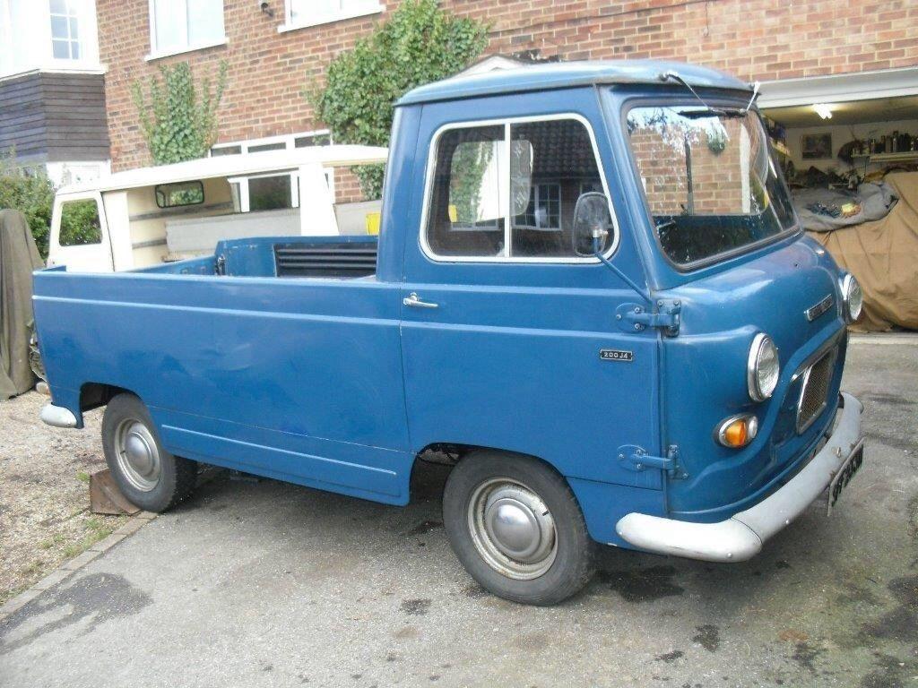 1974 Austin Morris J4 Pickup Ebay Pickup Trucks Old