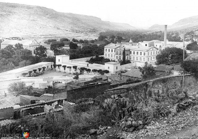 Fotos de Querétaro, Querétaro, México: Fabrica de Algodon Hercules Hacia 1912