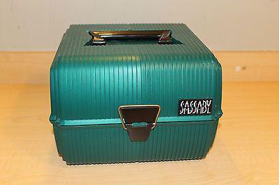 Vintage 1990 S Green Sassaby Makeup Case W Mirror Got This Exact