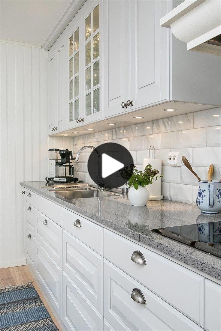 30+安価なホワイトキッチンキャビネットインテリアのアイデアを試してみます【2020】 キッチンキャビネット