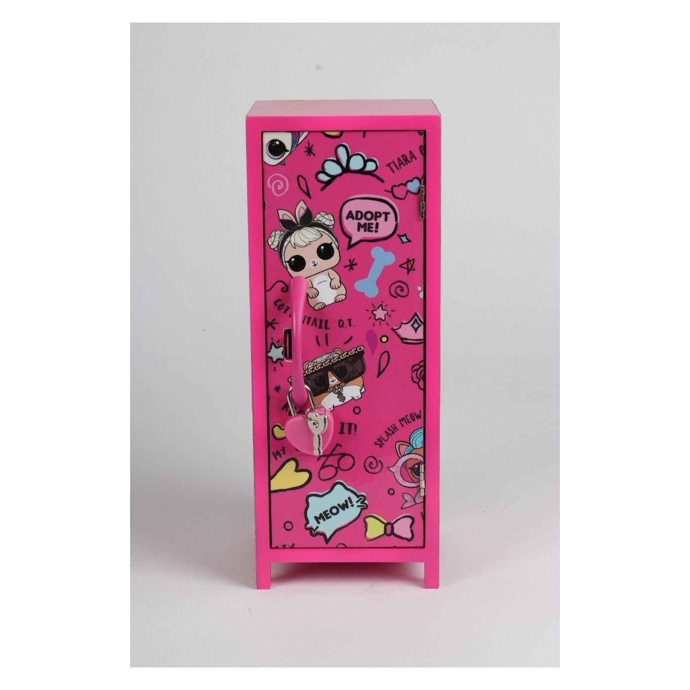 429c2ab13f L.O.L Surprise! Storage Locker Pink #Storage, #Surprise, #Pink ...