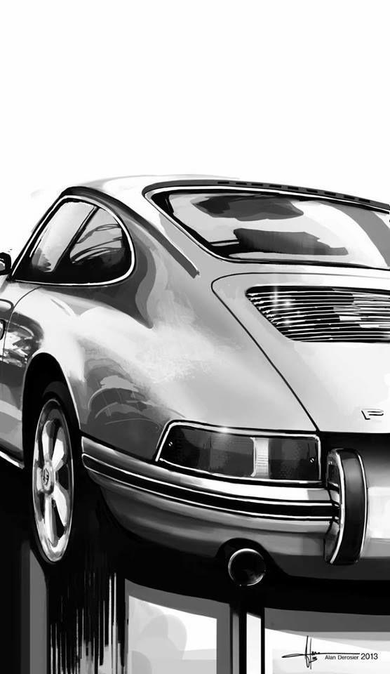 The porsche cayman gt4 pinterest voitures affiches et - Dessin de porche ...