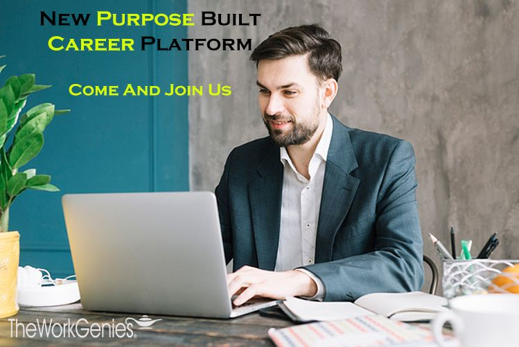 Best and Secure job in Dubai 2019 with TheWorkGenies