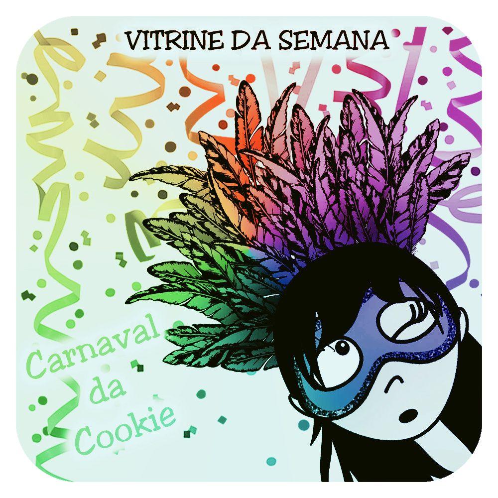 Cookie Plushie: Vitrine da semana - Carnaval 2015 da Cookie