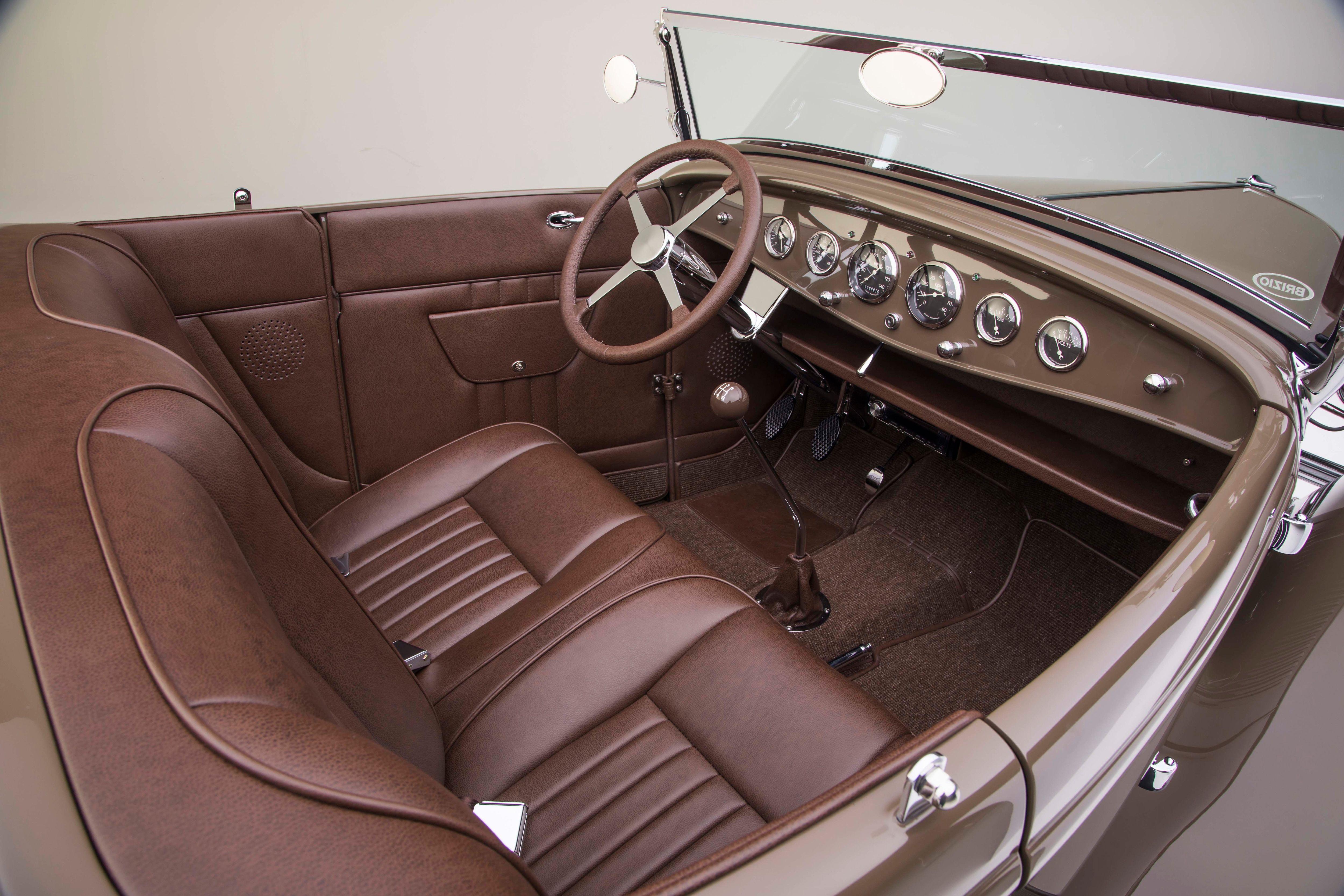 David Peggy Farmer S Brizio Built Brookville 1932 Ford Roadster Pickup Ford Roadster Roadsters 1932 Ford Roadster