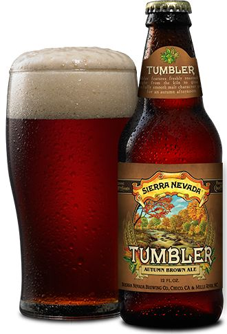 Sierra Nevada Tumbler Autumn Brown Beer Brewing Beer Brands