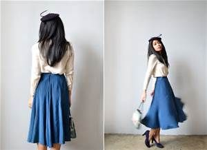 Modern old fashioned dresses for women