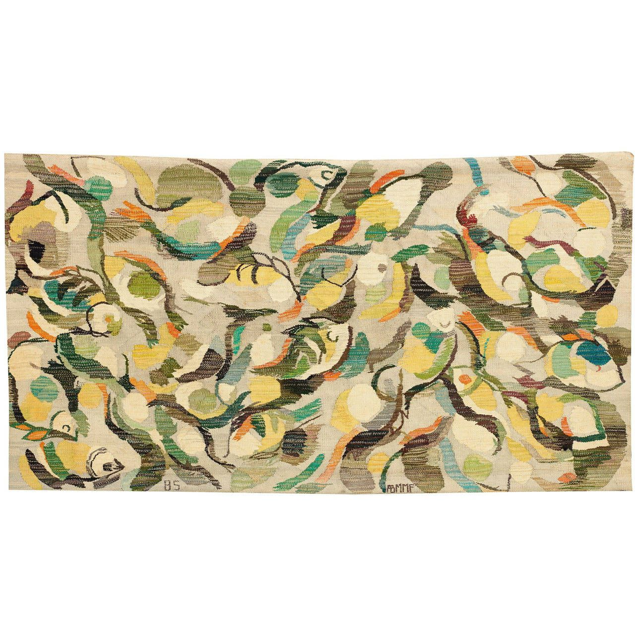 Swedish MMF Tapestry \