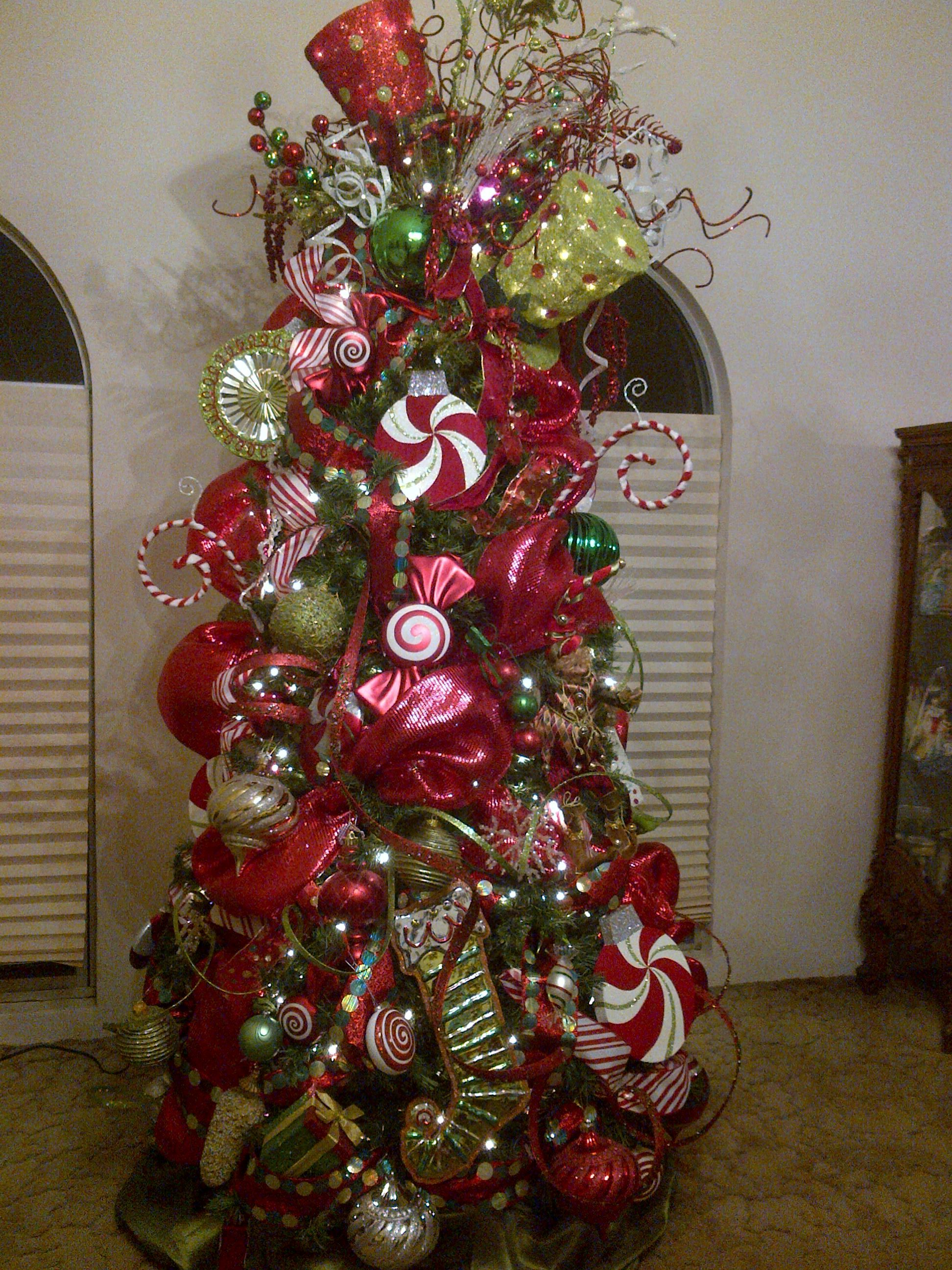 Arbolito Moderno Sombreros Whimsical Christmas Pencil Christmas Tree Holiday Christmas Tree