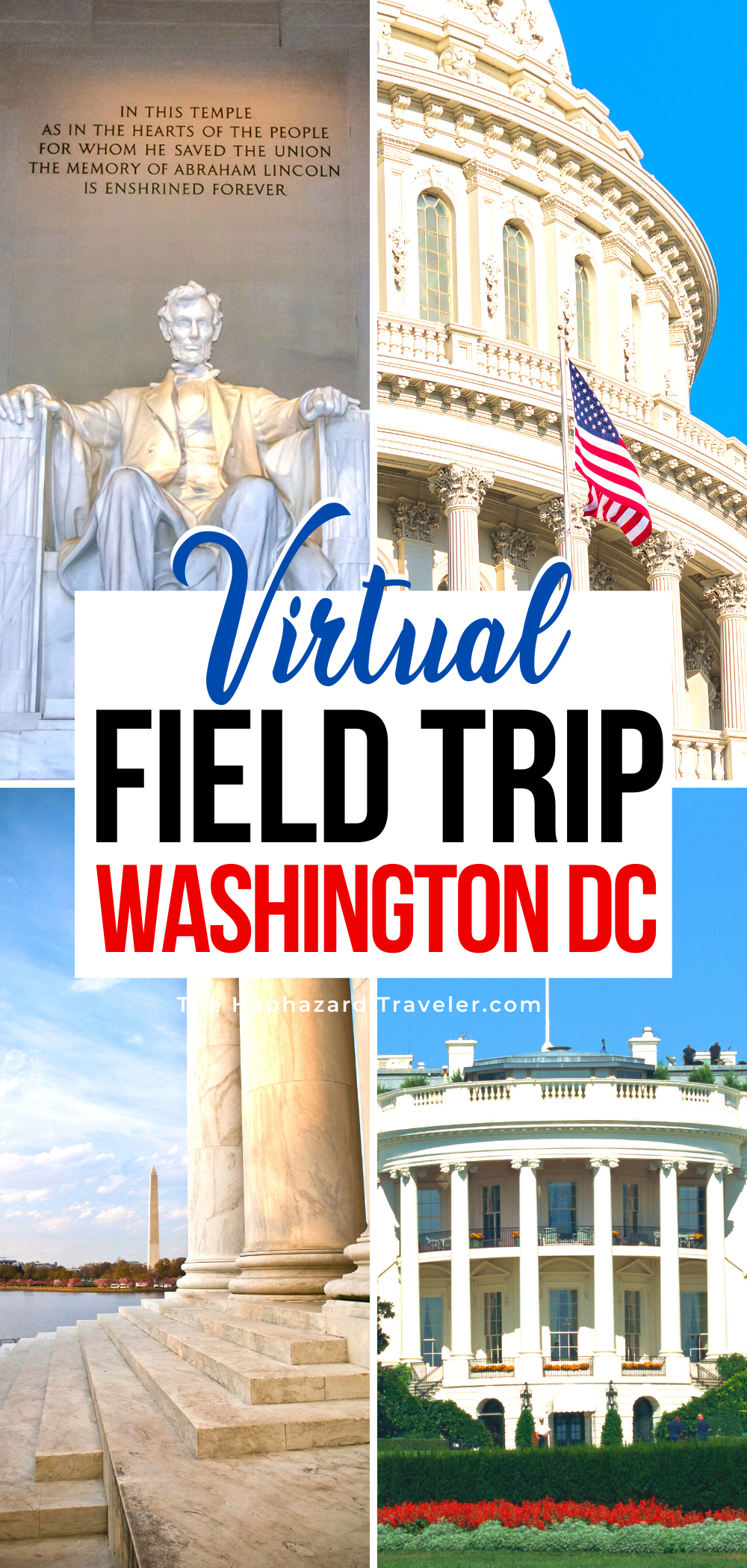 Washington Dc Virtual Tour Online Museums Virtual Field Trip Washington Dc Travel Virtual Field Trips Field Trip