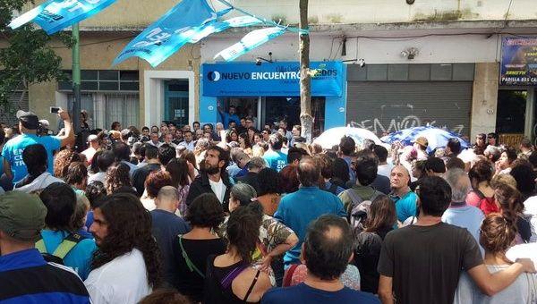 Violencia en Argentina se gesta desde el Gobierno de Macri https://t.co/lkk1jipz7t #Noticias #Venezuela