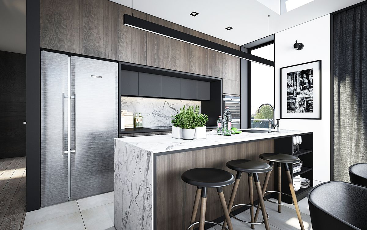 just a little loft. Insight Design Studio | cocina | Pinterest ...