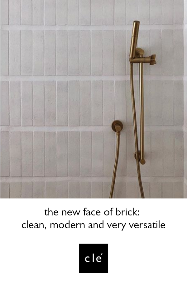 cle basics modern farmhouse brick white