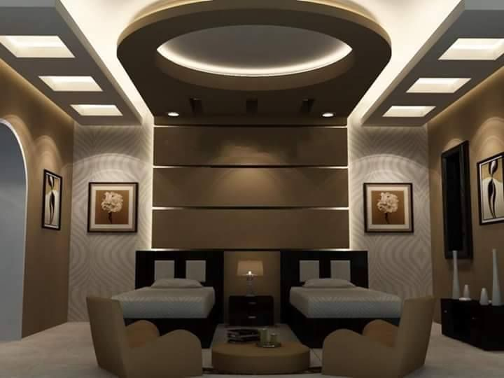 Gypsum Ceilings Kisumu Ceiling Design Modern Bedroom False