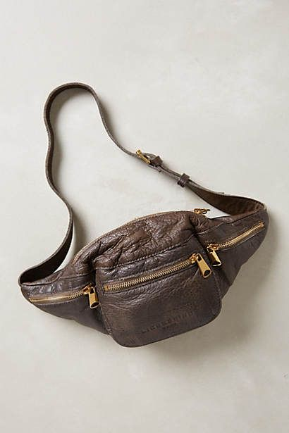 Agnes Leather Waist Pack :: Anthropologie