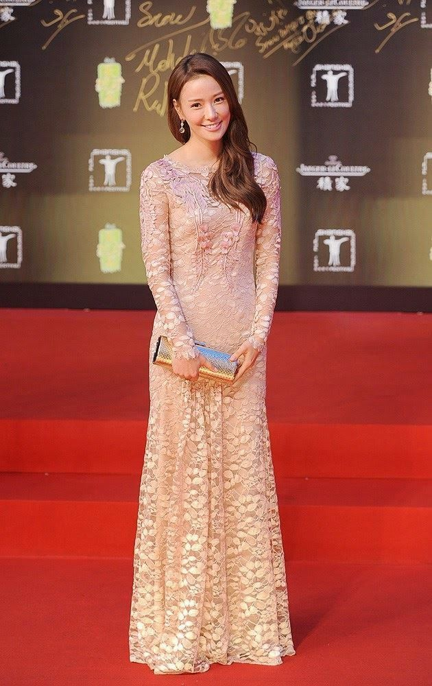 Modest Son Tae Young Style Long gown dress, Classy