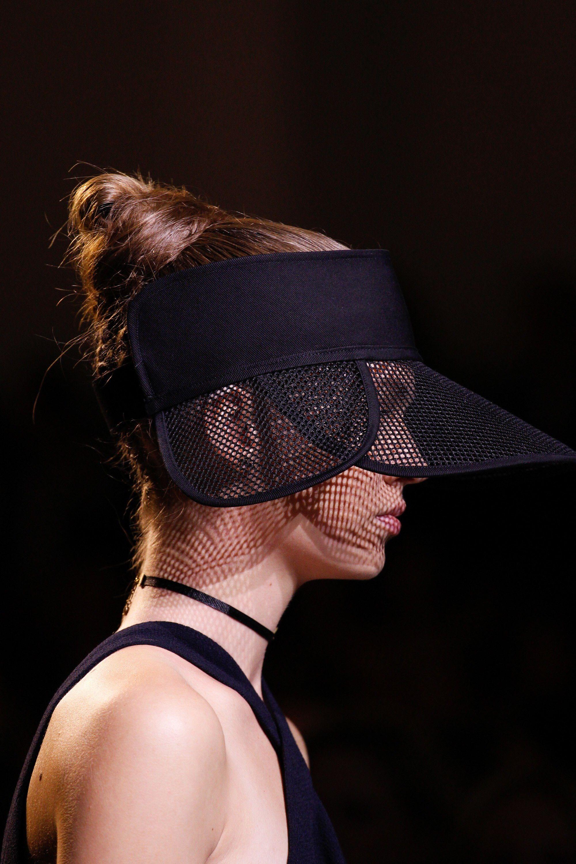e7aa1cac575 Dior visor contemporary sun hat