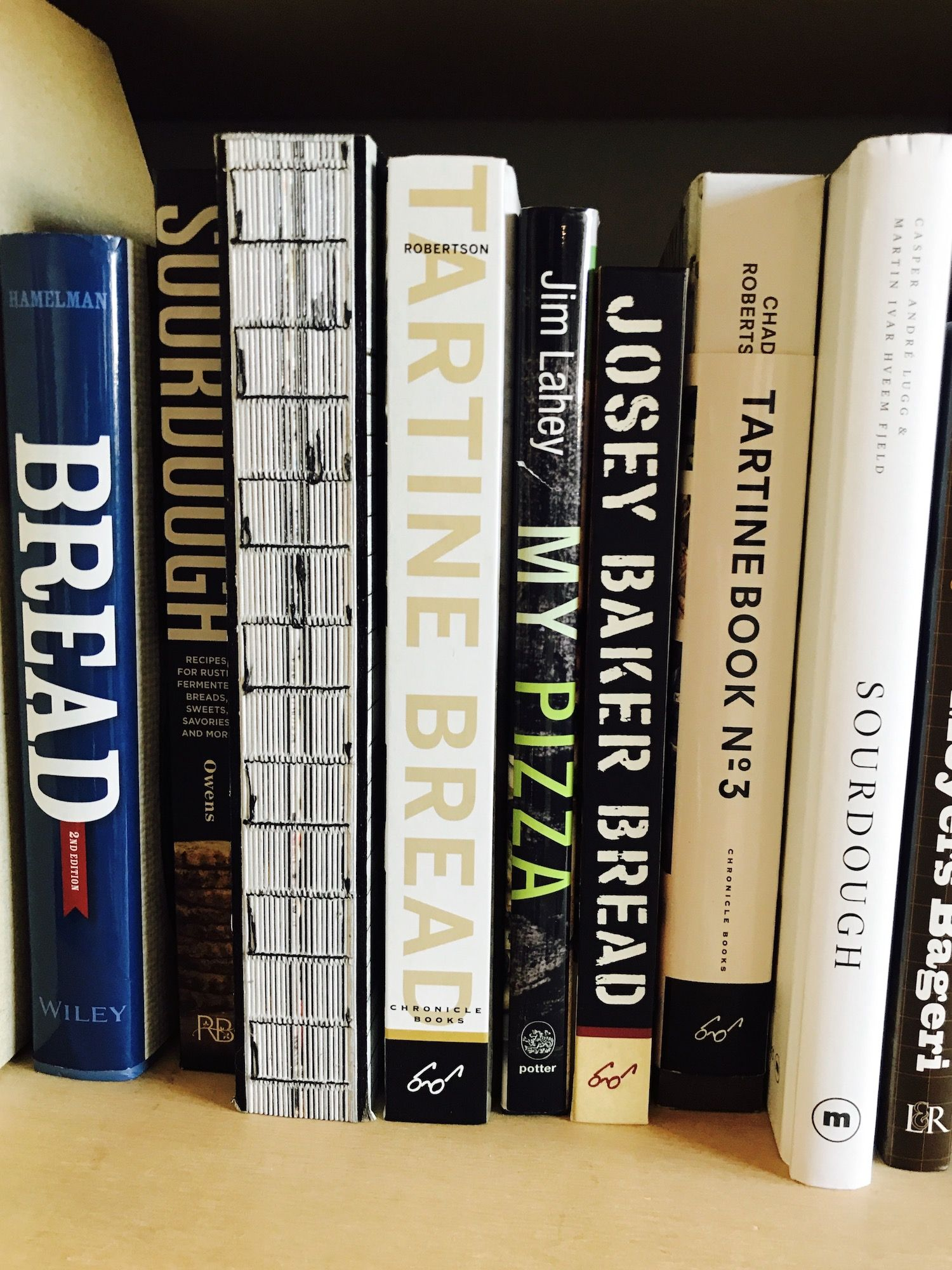 Five Essential New Bread Books Yes They Are Truly