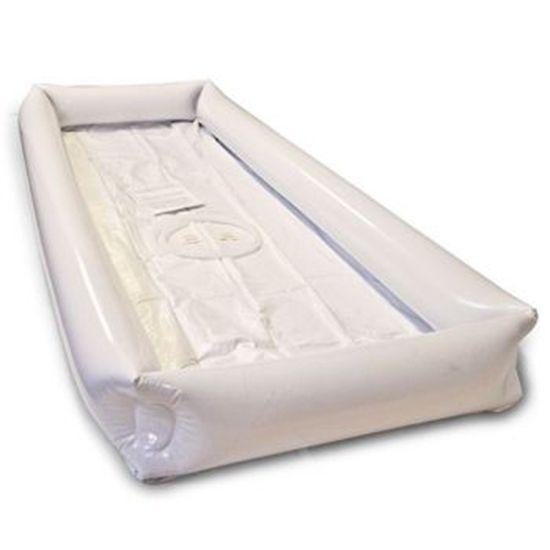 Details Zu Pneumatische Mobile Aufblasbare Badewanne Für Menschen Die  Pflege Brauchen