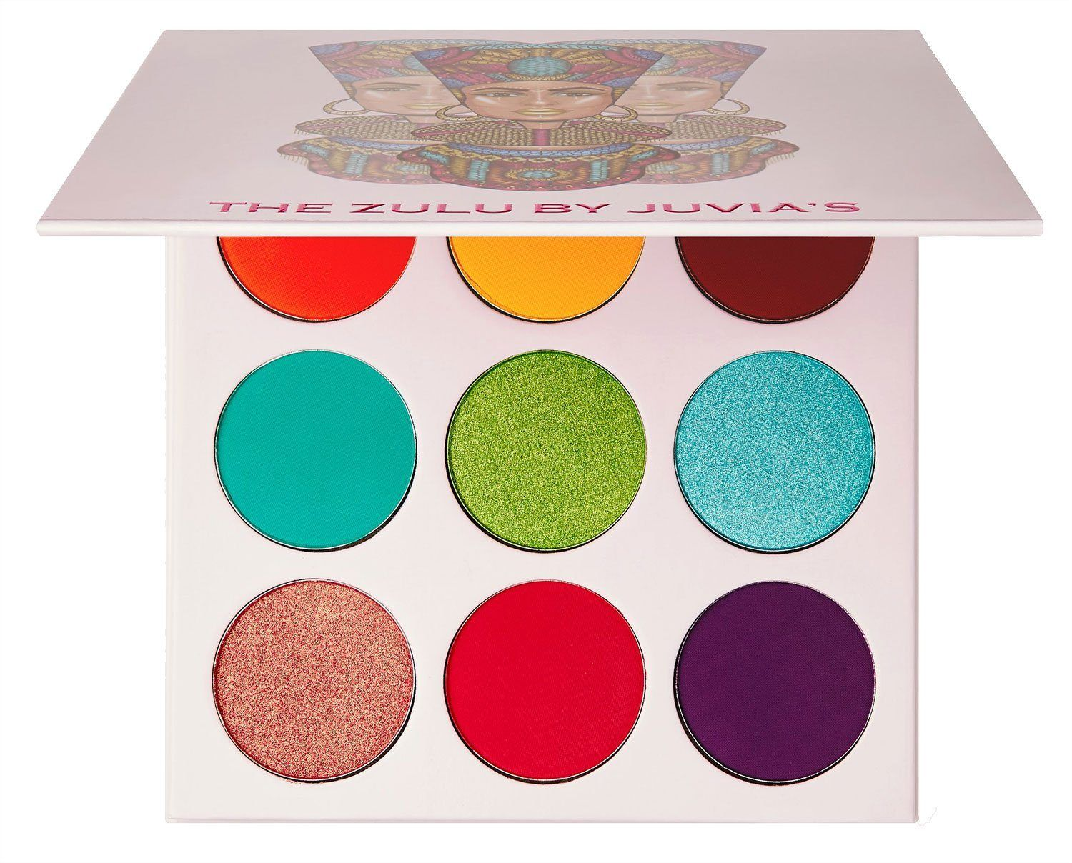 The Zulu In 2020 Juvia S Place Palette Shadow Palette Eyeshadow Palette